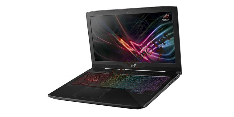 In this images there is a laptop name is Asus ROG Strix GL503 for Best Budget Gaming Laptops TheTechnoTips.